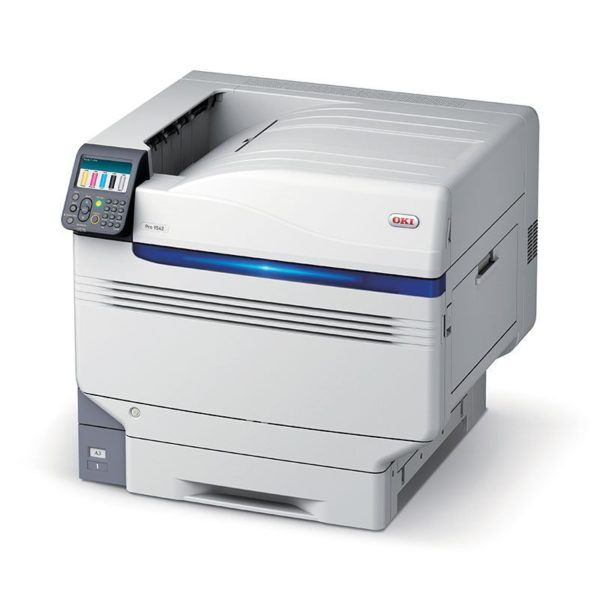 Oki Pro9542dn graphic arts printer