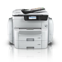 Photo of the Epson WorkForce Pro WF-C869RDTWF